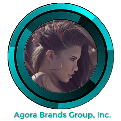 Agora Brands Group Logo - The Face of AI