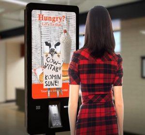 Interactive Kiosk Avatar